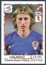 PANINI EURO 2012- #387-HRVATSKA-CROATIA-TOTTENHAM HOTSPUR-LUKA MODRIC