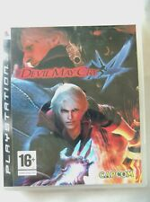 70000 Devil May Cry 4 - Sony PS3 Playstation 3 (2007) BLES 00186