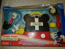 Micky Mouse Clunhouse Medical Kit