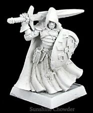 Sir Brannor Justicar Crusaders 14200 - Warlord - Reaper MiniaturesD&D Wargames
