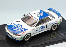 Nissan Gt-R R32 #1 4th Macau Guia Race 1991 M. Hasemi Limited 499 pcs 1:43 Model