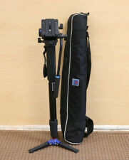 BENRO A48TD Professional Aluminum Monopod w/ Base+Bag *Pre-owned* FREE SHIPPING