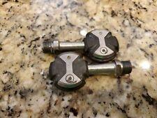 Speedplay Zero Stainless Steel Black Pedals