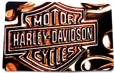 Harley-Davidson Motorcycle Gift Card  NO VALUE ------0---balance rechargeable
