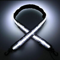Portable 1.3M LED Camping Tent Strip Light Cool White Insect Repellent Caravan