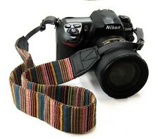 EthnicTribal Native Geometric Vintage Look dSLR Universal Camera Strap NEW A