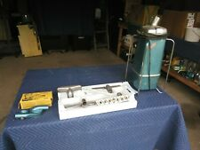 Vintage AirWay Air Way Canister Vacuum with Accessories WORKS GOOD