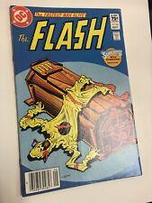 Flash (1983) # 325 Canadian Price Variant (VF) Reverse Flash