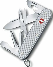 "Victorinox Swiss Army Pioneer X Multi-Tool 3.7"" Silver Alox 93mm 0.8231.26US2"