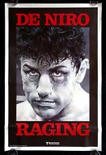 Raging Bull * CineMasterpieces Advance 1Sh Original Boxing Movie Poster Rolled