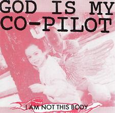 God Is My Co-Pilot I Am Not This Body Japan CD 4 Bonus Indie Rock / Lo Fi No Obi
