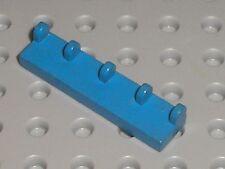 Charniere LEGO blue Hinge Tile ref 4625 / set 4030 6377 6951 6985 6781 6955 ...