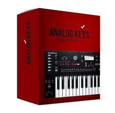 Elektron ANALOG KEYS for Apple Logic EXS sound samples exs24 four