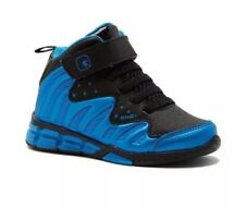 And1 Toddler Boys Black & Blue Assist Size 7