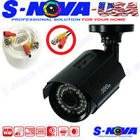 Q-See BULLET 3.6MM HD 1080p 2MP Surveillance Camera, 100 FT Infrared Black