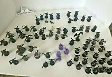 Warhammer 40k CHAOS Space Marine and Possessed Army x67 Black Legion some metal