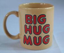 VTG FTD Big Hug Mug Bouquet Coffee Cup-HBO True Detective/Matthew Mcconaughey