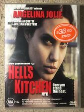 Hell's Kitchen NYC - Angelina Jolie - Like New R4 DVD