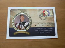 King George VI, Mercury Coronation Collection Cover 2013, Cook Islands