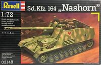 Revell 1/72 1/76 Military Vehicle Tank New Plastic Model Kit 1 72 76