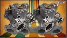 Twin 40 FAJS (Weber) DCOE sidedraft carburettor set Datsun Nissan L16 L18 L20