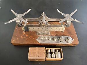 Antique Eastman Kodak Co. Small Studio Scale & Weights