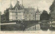AZAY LE RIDEAUX le chateau