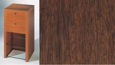 Banco vendita cassa mobile mobiletto banchetto legno con cassetti cassettiera