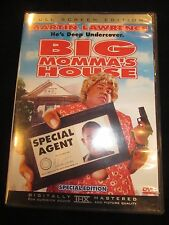 BIG MOMMA'S HOUSE USED DVD MARTIN LAWRENCE