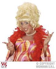 Rubia Colmena Peluca Las Vegas Drag Queen pantomima Dame Fancy Dess
