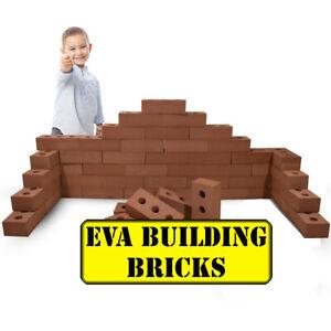 EVA Building Foam Bricks Kids Educational Indoor toy Creative Construction Block