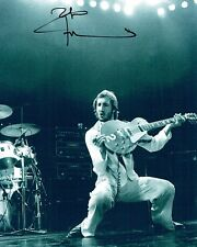 PETE TOWNSHEND The Who SIGNED Autograph 10x8 Photo AFTAL COA Rock Legend
