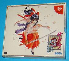 Sakura Wars - Sega Dreamcast DC - JAP