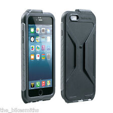 Topeak TT9847BG WEATHERPROOF RideCase iPhone 6 Smart Phone Case&Bar Mount