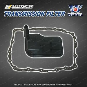 Wesfil Transmission Filter for Holden Calais VF Commodore VE VF Statesman WM