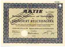 Rheinische Metallwaaren- u. Maschinenfabrik 1928 Düsseldorf Rheinmetall