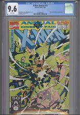 Uncanny X-Men Annual #15 CGC 9.6 1991 Marvel Comic X-Force & New Warriors App