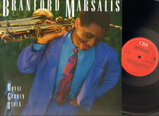 BRANFORD MARSALIS Royal Garden Blues LP MINT DMM 1986 Kenny Kirkland Hancock