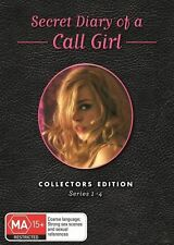 Secret Diary of a Call Girl: Complete Series NEW R4 DVD