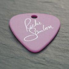 RARE original 1991 Richie Sambora Signature Guitar Pick Purple