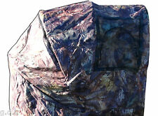 Defect,1 MAN HIDE OUT,CAMOUFLAGE,LEAF,SHOOTING TENT,POP UP FOLDING SEAT,STALKING