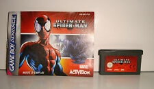 JEU NINTENDO GAME ADVANCE SP GBA DS DS LITE ULTIMATE SPIDER-MAN