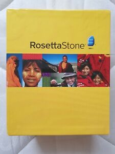 ROSETTA STONE German Language Learning Complete Box Set – Levels 1 2 3 4 & 5