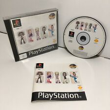 Spice World PS1 Sony Playstation Complete With Manual