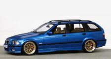 1/18 BMW E36 328i Touring M3 Blue Otto modified tuning umbau BBS One Off