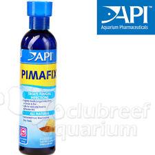 PimaFix Fish Medication All Natural Anti-Fungal Remedy Aquarium Med 8oz API