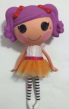 Lalaloopsy Peanut Big Top Doll Full Size Purple Hair  2009