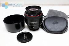 Canon 85 mm F/1.2 L EF II USM - NEAR MINT