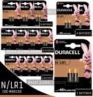 DURACELL LR1 N MN9100 1.5V ALKALINE BATTERY GP910A, 910A, E90, LONG EXPIRY 2024 <br/> ✅200,000+ FEEDBACK✔️NEW PACKAGING✔️AUTHENTIC STOCK✅VAT