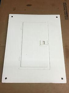 Square D Panel Cover QOC16U Electric Panel QOC16-24L125